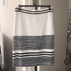 Black&White Calvin Klein Skirt